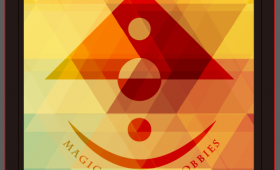 シュミの魔導研究部・ロゴ